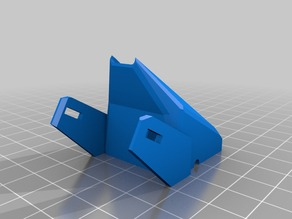 Monoprice Select Mini E3Dv6 Part Cooling Fan Attachment