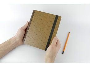 Bloc Note Bois - Wood Note Pad