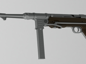 MP40 - Functional Assembly