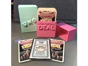Monopoly Card Holder