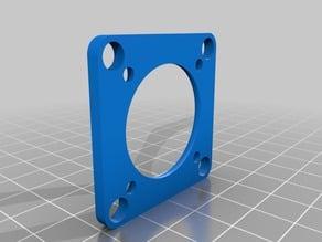 NESpi case fan adapter