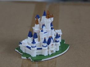 Cinderella's Castle Cinderella Castle