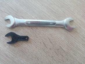 The Keychain Mini Wrench