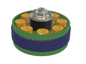 RFX smaller gears