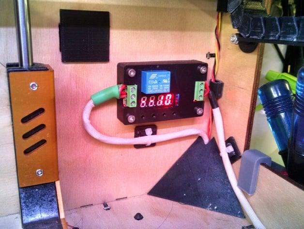 3D Printer Shutdown Timer, Auto Off Switch