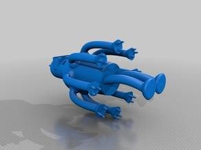 Octopus Bender