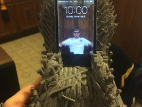 Throne For your Phone