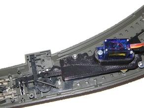Servoantrieb C-Gleis Weiche