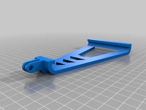 go pro mount frame for ipad mini + table frame