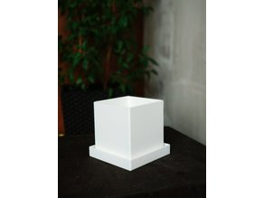 Square Flower Pot for Succulents