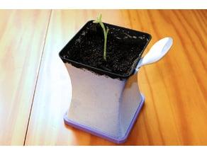 Digoo Flower Pot