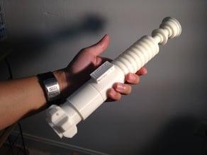 Luke Skywalker Lightsaber : 8 Component, Super easy to print, Minimal support needed