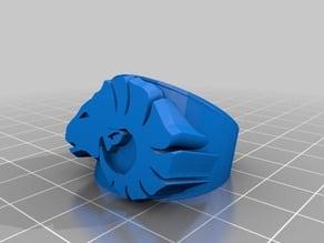 Ring of Ram (D&D prop item)