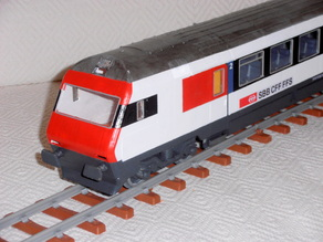 IC Steuerwagen SBB 1:32/45mm (LGB)