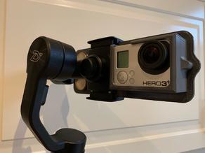 Zhiyun Smooth 4 GoPro 3+ Hero with screen