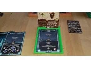 Gloomhaven Active Hand Card Mini-Dashboard