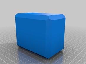 chamfercube() OpenSCAD module