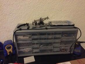 Hakko FX888D Cable Organizer