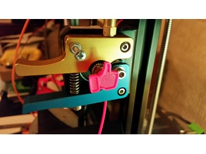 Thumb of Fate Extruder Indicator Dial