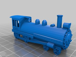 Steam Engine Model 2 | Train Set 2