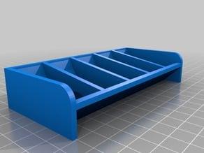 Snus rack/holder