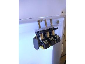 Ultimaker 3 printcore holder