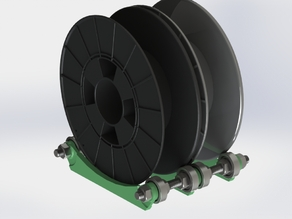 Variable spool holder (for one or more spools)