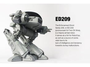 「Snapmaker」ED209 (Modified)