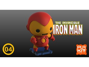 Marvel Classics Iron Man