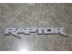 Things Tagged With Raptor Thingiverse