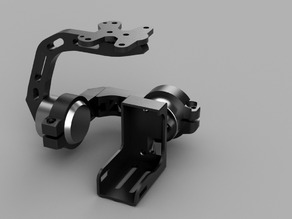 GoPro Brushless Gimbal for Drones