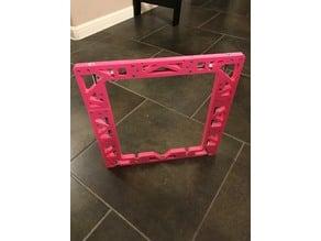 Prusa i3 Printed, Reinforced Frame