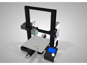 Creality Ender 3 assembly