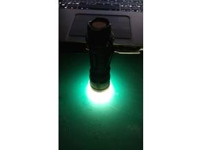 water gallon jug flashlight lantern