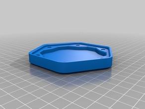 Hexagonal Token Box