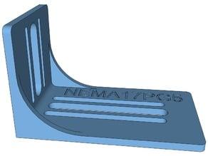 Focuser Bracket for NEMA17-PG5 for Crayford type focuser