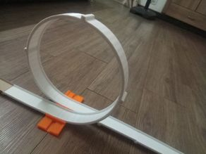 Track and loop for toy cars - hotwheels, matchbox. Xtrack