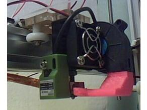 Anet A2 Fan Duct - Side Duct