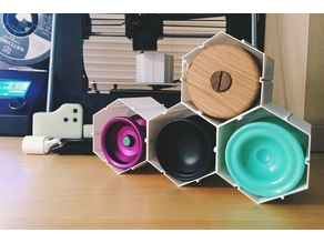 Yoyo Hex Display