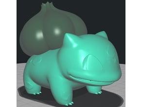 Bulbasaur, Dual Extrusion Remix