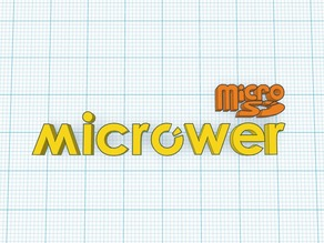 Micrower (Slidable microsd container)