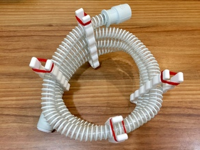 CPAP Hose Clips