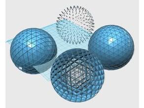 Geodesic Sphere 6V