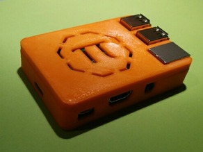 Raspberry Pi B+ Case (for OctoPrint)