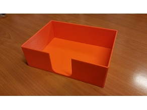 A6 Note paper container