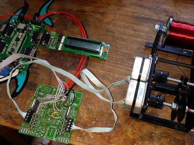 how to build a doug coil machine