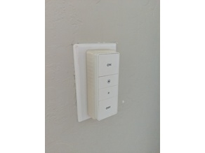 Philips Hue Dimmer Light Switch Mount
