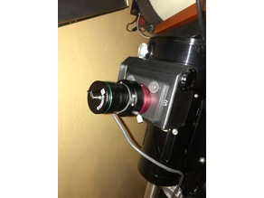 PoleMaster Adapter for Astro-Physics Mach1GTO