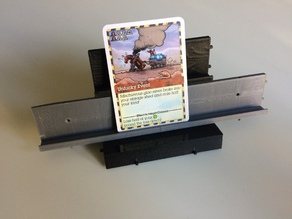 Modular game card holder
