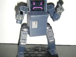Arcade cabinet Robot